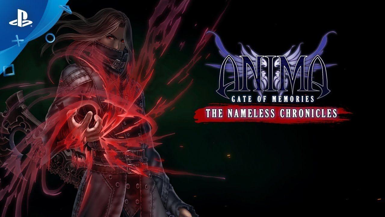 [PSN] Anima: Gate Of Memories — The Nameless ChroniclesPS4