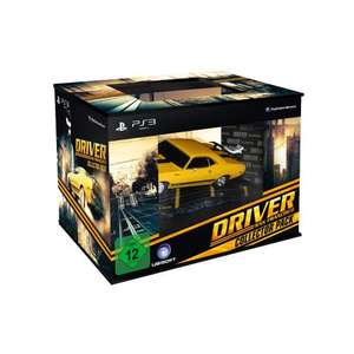 Driver: San Francisco Collectors Edition (PS3)  Neuware für 19,95€ inkl. Versand @ Dealclub + 3% qipu