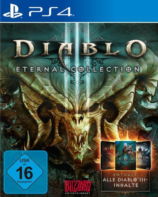 [PSN] Diablo III: Eternal Collection