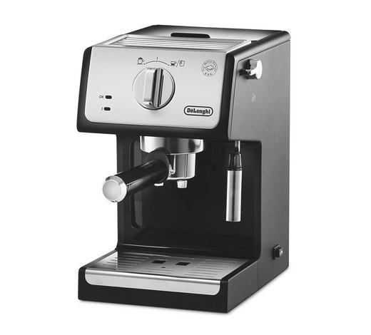 DE'LONGHI ECP 33.21 Siebträgermaschine / Espressomaschine [EUR 79,99 bei Abholung]