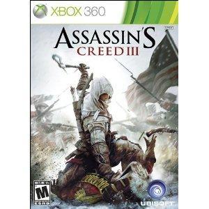 [amazon.com] Assassin's Creed 3 (Xbox&PS3) für ca. 33€
