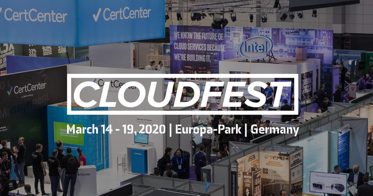 Gratis Eintritt in den Europapark inkl. Catering, Cloudfest 2020 (ehem. WHD)