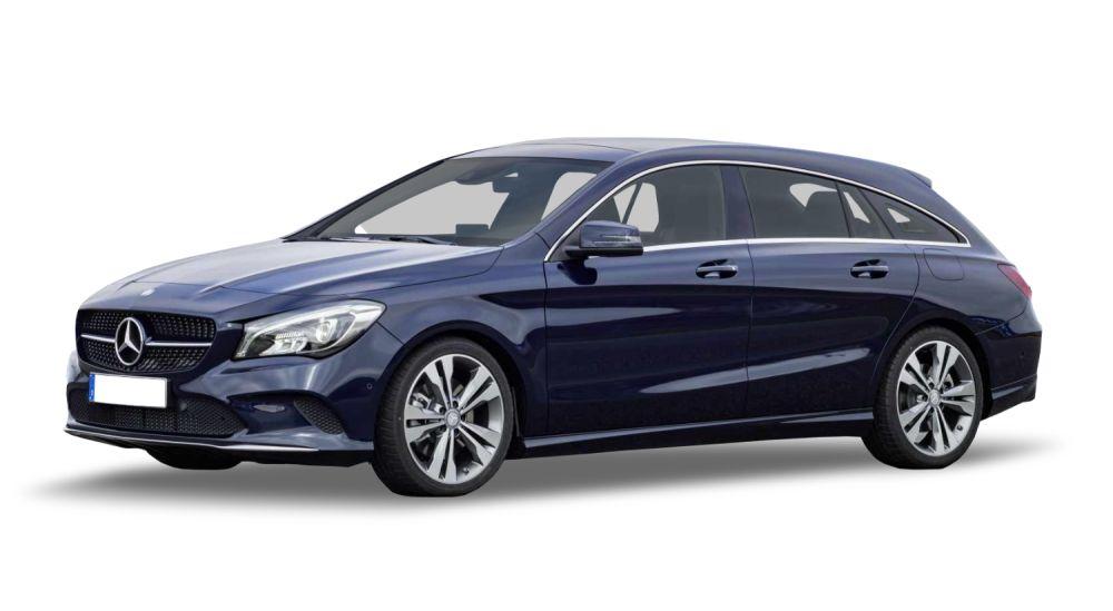 [Privat & Gewerbe] Mercedes-Benz CLA 200 Shooting Brake (163PS) ab mtl. 299€ brutto/251€ netto, 30 Mon., 10.000km, LF 0,71, inkl. Haustürl.