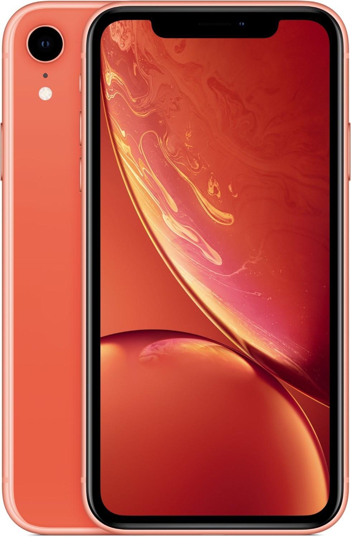 NEUTRALE OVP / differenzbesteuert - iPhone XR - 64GB koralle