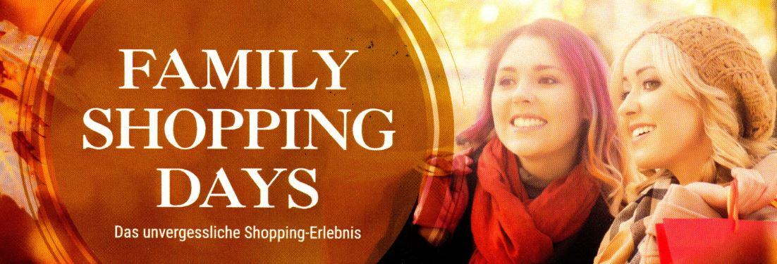 limango Family Shopping Days (diverse Partner..Maskworld, SportScheck, SCHIESSER...)