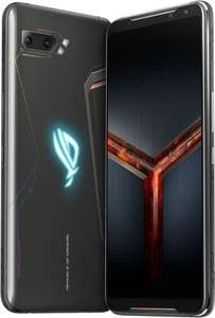 "Asus ROG Phone II im Simply (O2, 3GB LTE, Allnet/SMS) mtl. 37,99€ [6,59"" AMOLED, SD855+, 12/512GB, NFC, 6000mAh, AnTuTu 469k]"