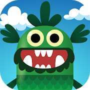 Free Android / iOS App: Teach Your Monster to Read (4,4* / 4,5*) - spielend Englisch lernen, für Kinder [Google Play Store] / [iTunes]