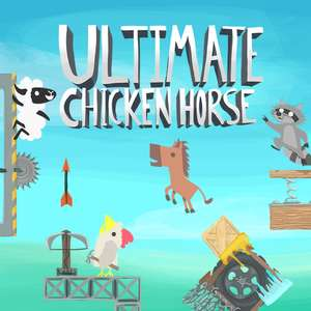[eShop] Ultimate Chicken Horse für Nintendo Switch