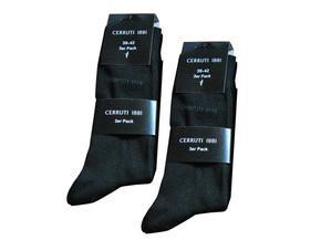 CERRUTI SOCKEN 3ER PACK in schwarz oder anthrazit für 2,99€ Inklusive Versand @meinpaket