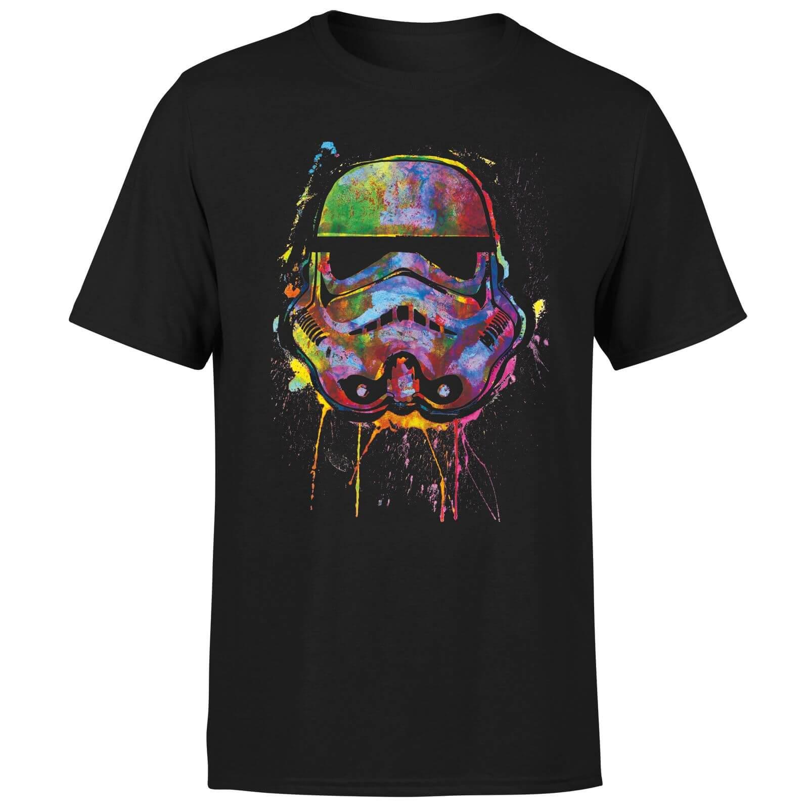 Star Wars Stormtrooper Splat T-Shirt (100% Baumwolle) | Pullover ab 18,99€