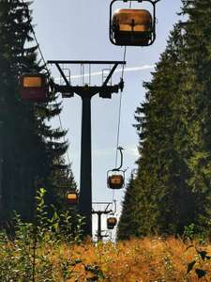 Bischofsgrün : Am 3.10.2019 - Seilbahnfahrten gratis zum 50. Julibäum