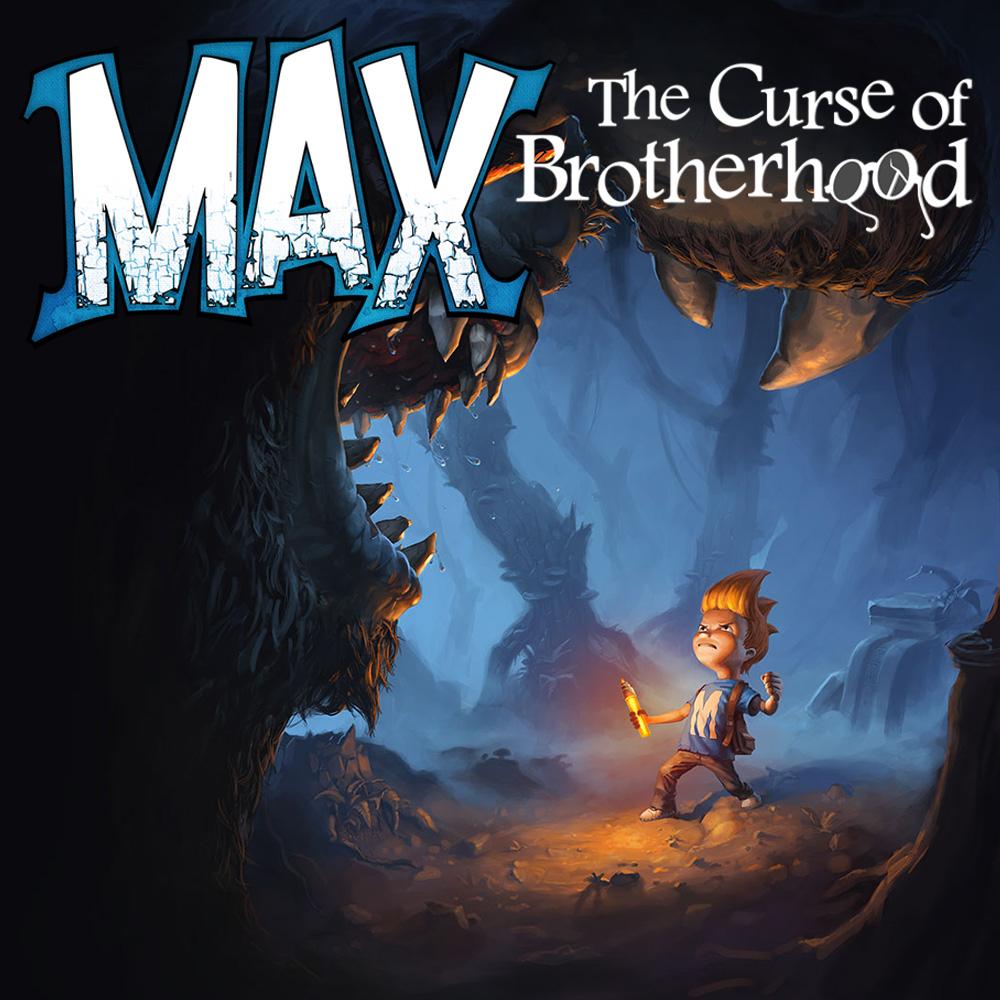 Max: The Curse of Brotherhood (Switch) für 5,99€ oder für 4,65€ ZAF (eShop)