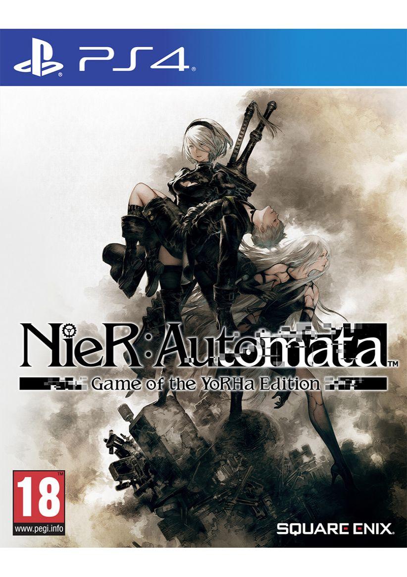 NieR: Automata Game of the YoRHa Edition (PS4) für 20,99€ (SimplyGames & Shop4DE)