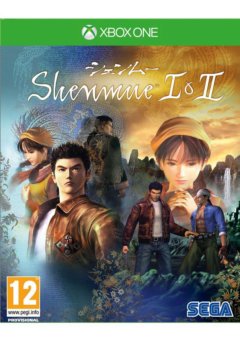 Shenmue I & II (Xbox One) für 14,02€ (SimplyGames)