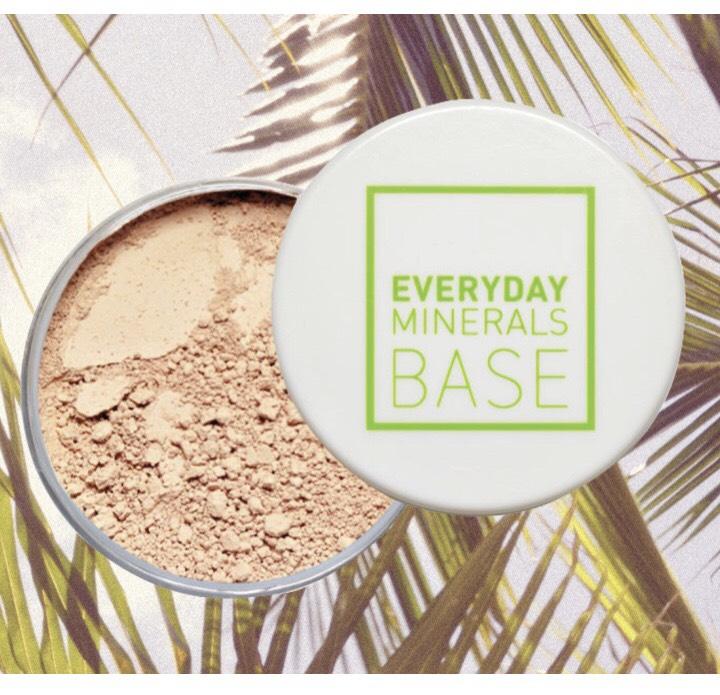 "Flash Sale - ""Jojoba Base"" Mineral Puder in 24 Farben, Marke Everyday Minerals, Naturkosmetik"