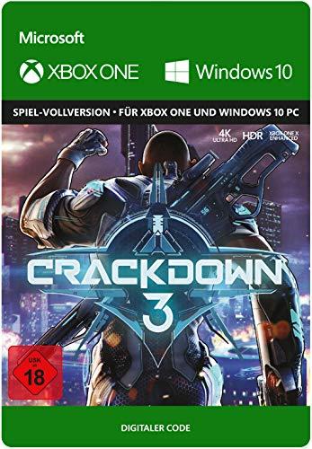 Crackdown 3 (Xbox One/PC Play Anywhere Digital Code) für 7,50€ (Amazon)