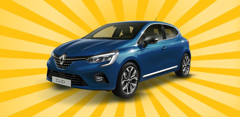 [Gewerbe] Renault Clio 5 Business Edition - Leasing 12 x 49€ Netto / Leasingfaktor 0,48 !!