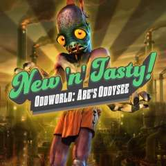 Oddworld: New 'n' Tasty (PS4 & PS3 & PS Vita) für 2,99€ & Oddworld: New 'n' Tasty: Complete Edition (PS4) für 3,49€ (PSN Store)