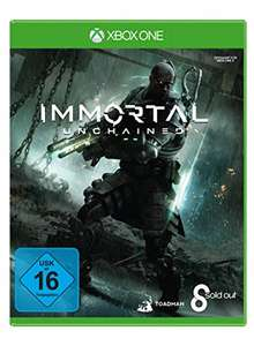 Immortal: Unchained (Xbox One & PS4) für je 12,90€ (Amazon)