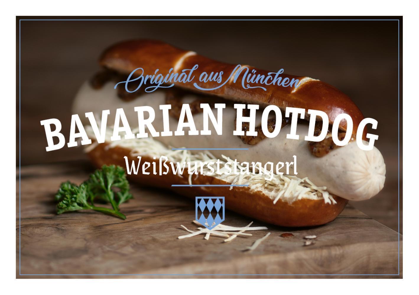 [ lokal München ] 10 Bavarian Hot Dogs (tiefgekühlt) für 9,99€ (Click&Collect)