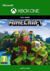 Minecraft (Xbox One Digital Code) für 8,89€ (CDkeys)