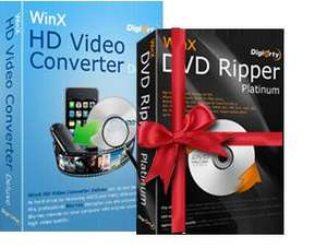 [BitsduJour] WinX HD Video Converter Deluxe Version