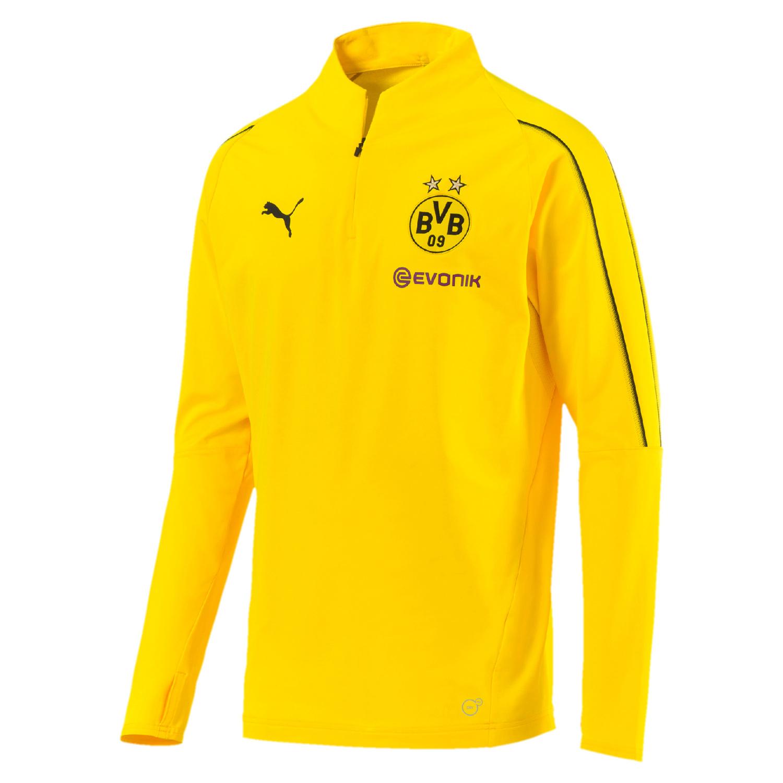 Puma BVB Borussia Dortmund - Herren 1/4 Training Top