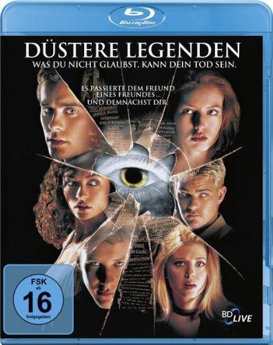 Düstere Legenden (Blu-ray) für 4,24€ (Müller)