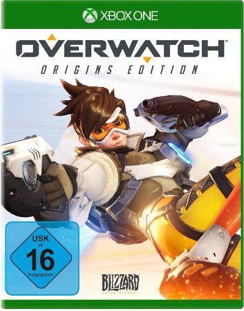 [Lokal Lutherstadt Wittenberg] OverwatchOrigins Edition Lokal für 10€ bzw. bei Versand für 13,99€ (Xbox One)