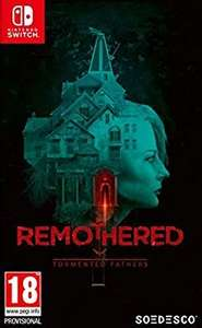 Remothered: Tormented Fathers (Nintendo Switch) [Amazon.fr]