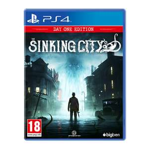 The Sinking City - Day One Edition (PS4/Xbox One) für 31,98€ (Shop4DE)