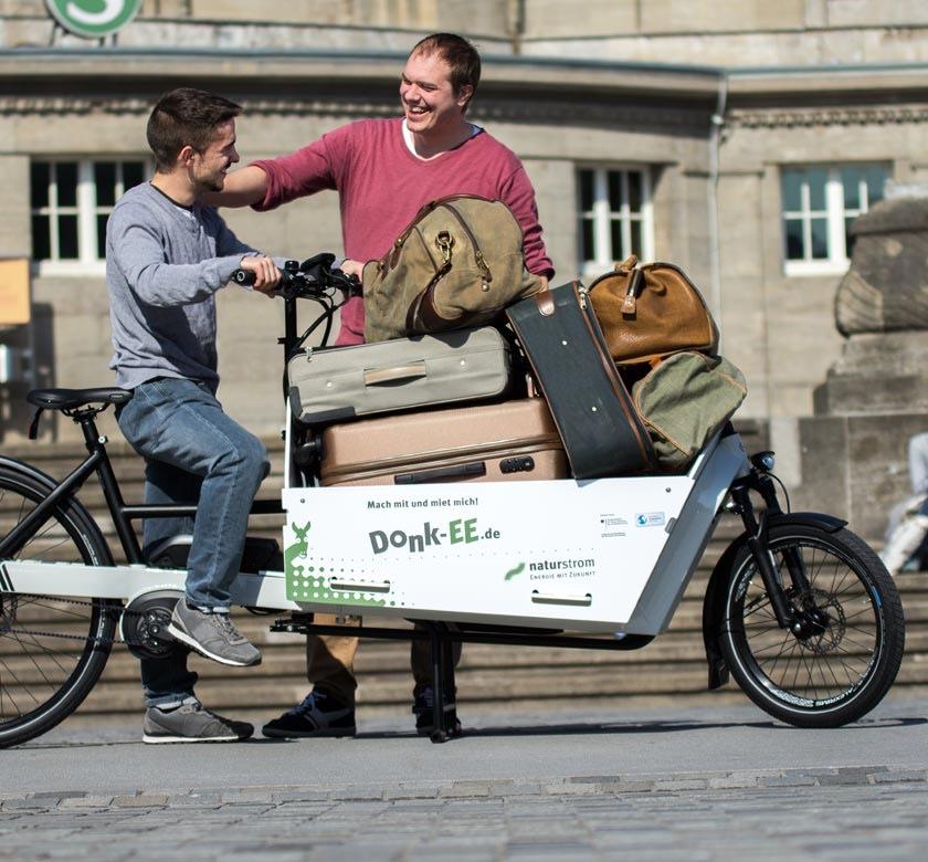 E-Lastenfahrrad Donk-EE: Keine Anmeldegebühr [Lokal Köln]