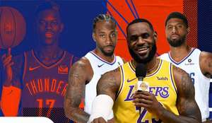 NBA for free (2019/2020)