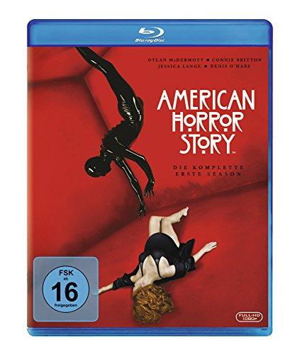 American Horror Story - Staffel 1 (Blu-ray) & American Horror Story - Staffel 2 (Blu-ray) für je 8,49€ (Amazon Prime)
