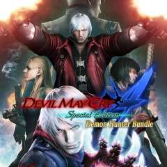 Devil May Cry 4: Special Edition Hunter Bundle (Xbox One) für 8,99€ (Xbox Store)