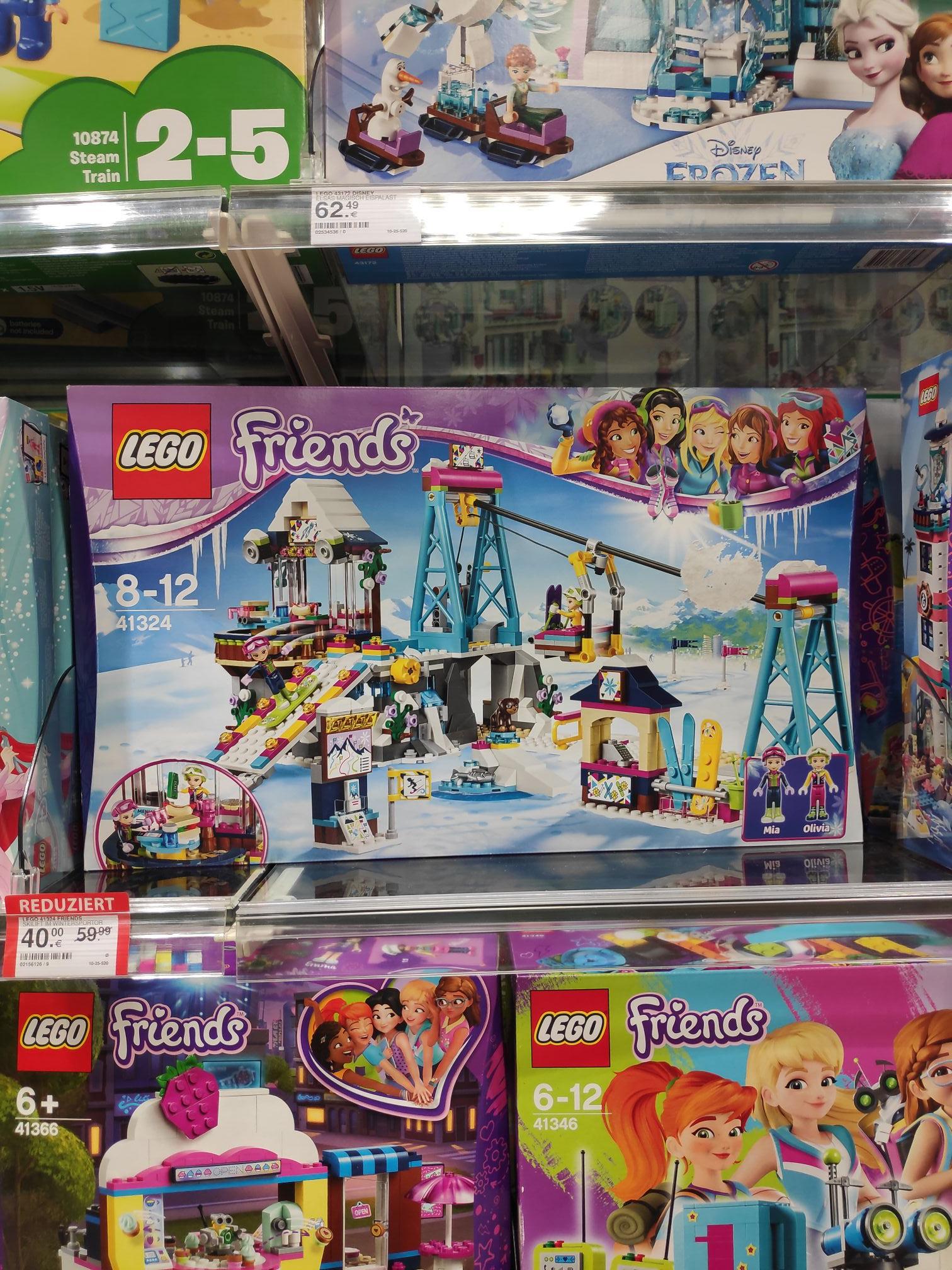 LOKAL Müller Schleusingen - LEGO Friends Skilift (41324)