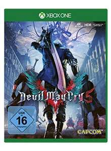 [Lokal Saturn Wuppertal] Devil May Cry 5 Xbox One
