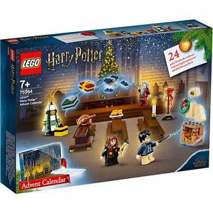 Lego Harry Potter Adventskalender und andere Lego Harry Potter Artikel reduziert bei Amazon