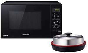 [Amazon prime] Mikrowelle Panasonic NN-GD35HBGTG