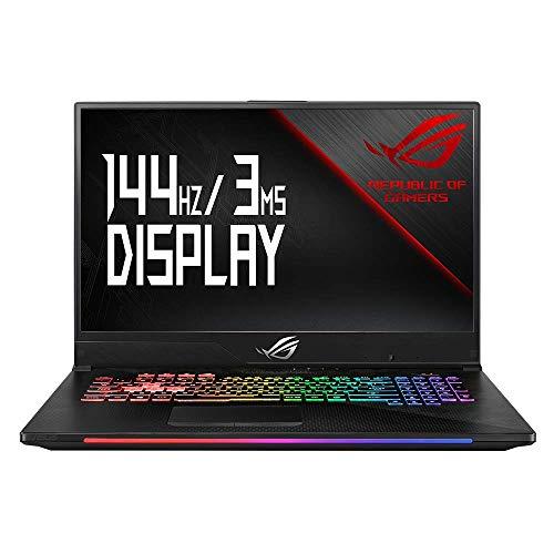 ASUS ROG Strix Scar II GL704GW (90NR00M1-M01530) 43,9cm (17,3 Zoll, FHD, 144Hz) (Intel Core i7-8750H, 16GB RAM, 512GB SSD, RTX 2070 (8GB)