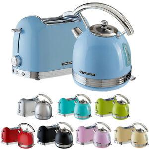 Bei eBay: Im Retro Design Schneider Toaster und Wasserkocher für 74,99
