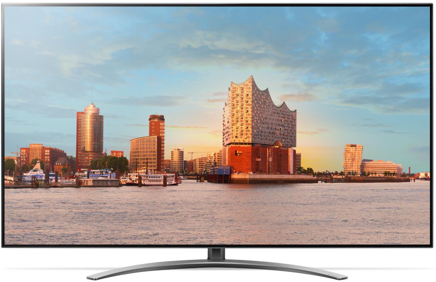 TV- & Audio-Angebote mit MM Club-Rabatt: z.B. LG 55SM90107LA + 100€ Geschenk-Coupon - 899,10€ | JBL Link 300 schwarz - 134,10€