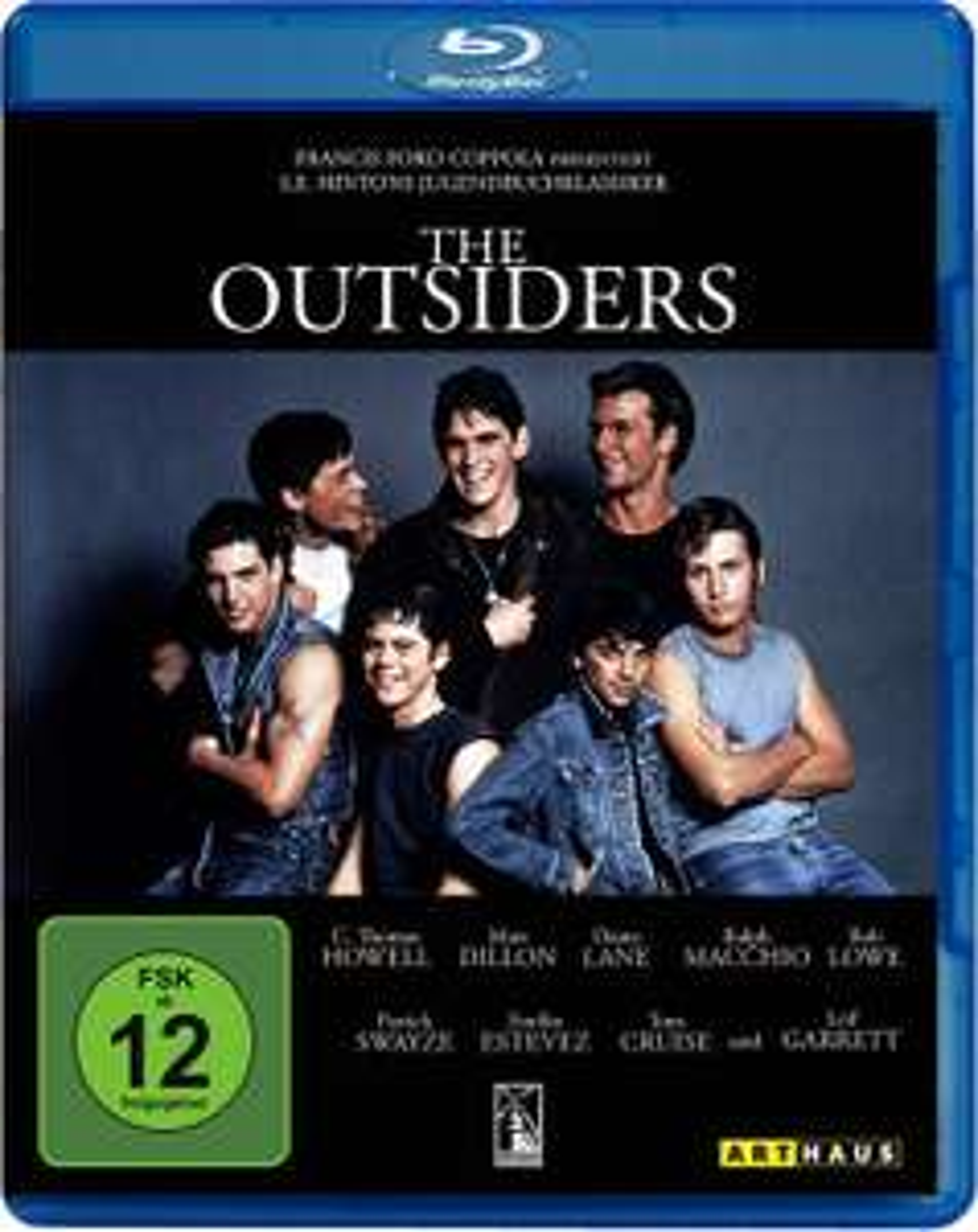 The Outsiders (Blu-ray) für 6€ (Amazon Prime & Dodax)