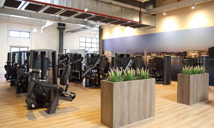 1 Monat Fitnessstudio-Mitgliedschaft inkl. Sauna und Getränke-Flat bei beneFit (Hamburg, Hannover, Münster, Oldenburg, Osnabrück)