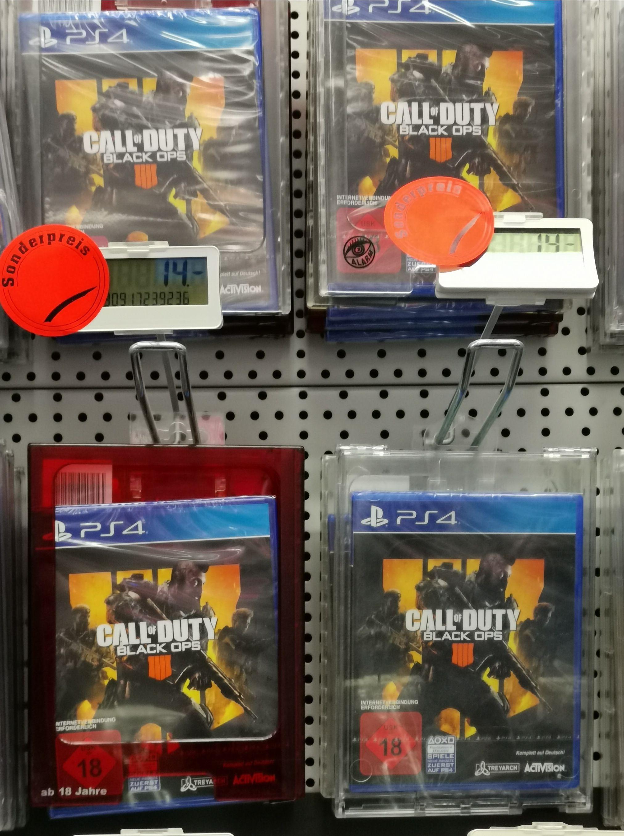 [Lokal Saturn Dortmund City] Call of Duty Black Ops 4 (PS4)