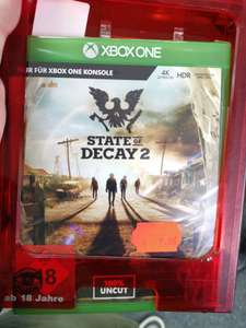 [Lokal Saturn Dortmund City] State of Decay 2 (Xbox one)