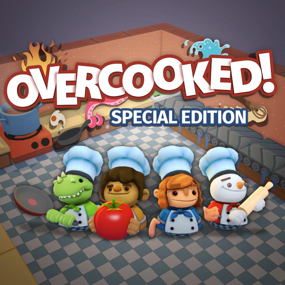 Overcooked: Special Edition (Switch) für 9,99€ oder für 7,82€ ZAF (eShop)