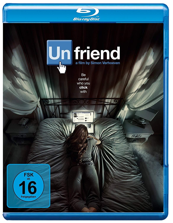 [ebay - dodax | mecodu] Unfriend (Blu-ray) für 3,69€ inkl. Versand