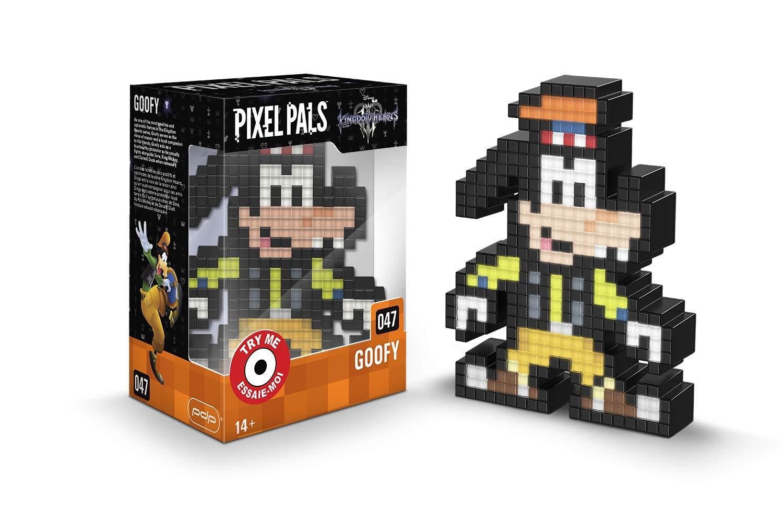 Pixel Pals - Kingdom Hearts Goofy (Leuchtfigur) für 5€ (GameStop Offline & Amazon Prime)