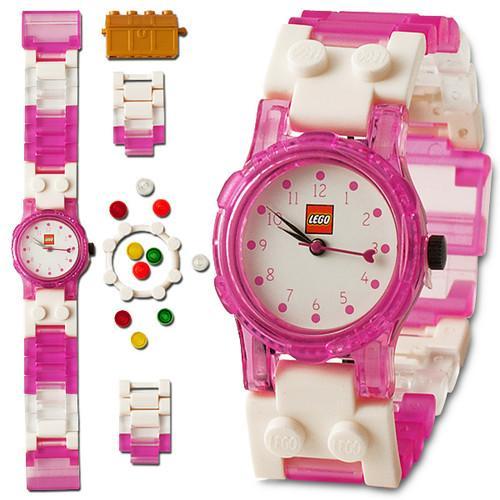 Lego Uhr - Perfektes Geschenk für die Tochter
